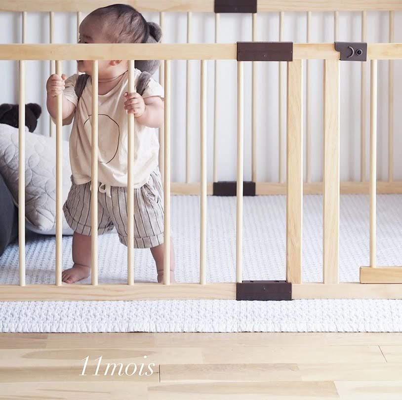 生後11ヶ月 - 月齢フォトまとめ