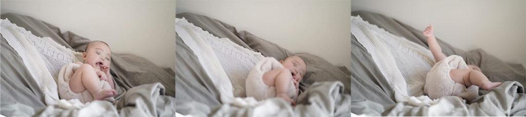 月齢フォト - 生後6ヶ月、ハーフバースデー