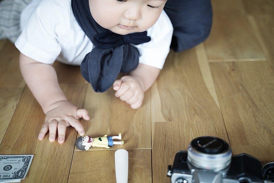1歳の誕生日 - 職業選び取り