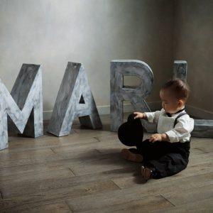 1歳誕生日 – クラシック&ファンタジーな雰囲気の STUDIO MARLMARL さんで記念撮影